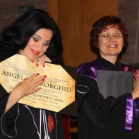 Angela Doctor Honorius Causa