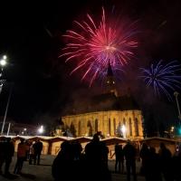artificii ziua unirii 1
