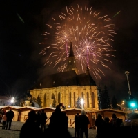 artificii ziua unirii 2