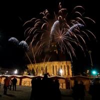 artificii ziua unirii