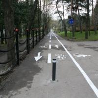 pista biciclete, parc Gheorghieni 6565