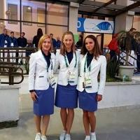 Sanda Belgyan, Bianca Razor, Andrea Miklos