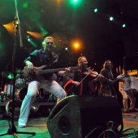 Trupa lui Kusturica a făcut show pentru 3.000 de spectatori