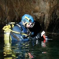 cartarea unor lacuri subterane