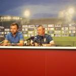 Mircea Rednic aşteaptă prima victorie în postura de antrenor al CFR-ului/ Foto: Radu Bărăian
