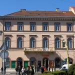 Palatul Rhedey din Cluj,   în care a copilărit contesa Claudine