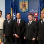Ambasadorul Franţei a sosit în vizită la Zalău