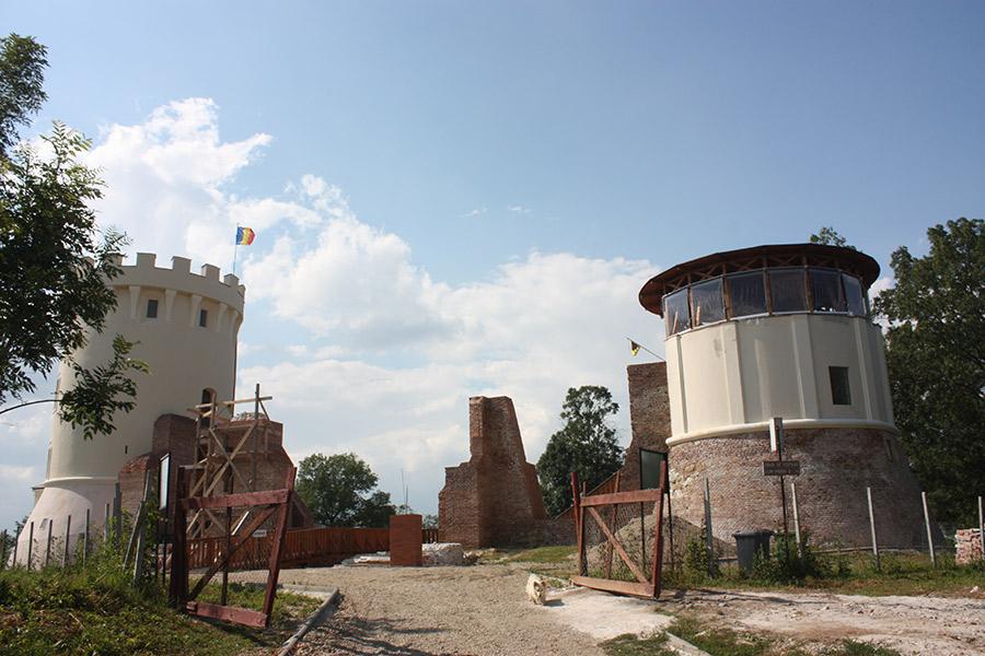 Cetatea din Ardud,   județul Satu Mare / Fotoreporter: Vasile Mihovici