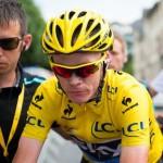 """Froome la a zecea etapă consecutivă în """"galben""""/ Foto: biciclistul.ro"""