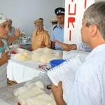 Echipa de control a descoperit lactate care se comercializau în condiţii impropii, la o temperatură exterioară ridicată