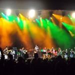 Concertul lui Kusturica a încins atmsofera la Peninsula