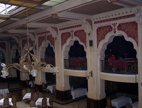Hotelul Dacia în vremurile de glorie / Sursa foto: flickriver.com