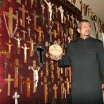 Preotul Tegzeșiu provine dintr-o familie de preoți din Sălaj/Foto: Dan Bodea