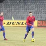Steaua a trecut fără emoții de campioana Macedoniei,   Vardar Skopje/ Foto: Dan Bodea
