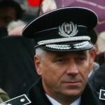 Ioan Păcurar,   cel mai longeviv comandant al IPJ Cluj/ Foto: Dan Bodea