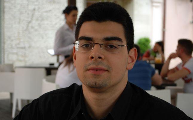 Băimăreanul Omer Cerrahoglu își dorește să devină student la o universitate bună din America sau Anglia / Sursa foto: adevarul.ro