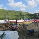 Festivalul Peninsula și-a deschis porțile