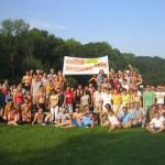 Poză de grup la ediția din 2006 / Sursa foto: facebook.com