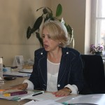 Președinta Tribunalului Satu Mare,   Rodica Grosoș Maxim