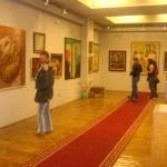 Lucrările au fost expuse  la  Muzeului Judeţean de Artă «Centrul Artistic Baia Mare»