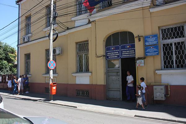 Sediul Serviciului Permise și Înmatriculări Auto Satu Mare / Fotoreporter: Vasile Mihovici
