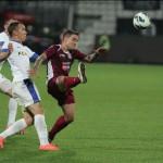 Adam Vass şi-a reziliat contractul cu CFR Cluj/ Foto:Dan Bodea