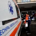 Patru dintre pasagerii celor două autoturisme au fost aduşi la spitalul din Zalău