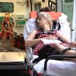 Pacienții au fost duși cu ambulanțele la Urgență