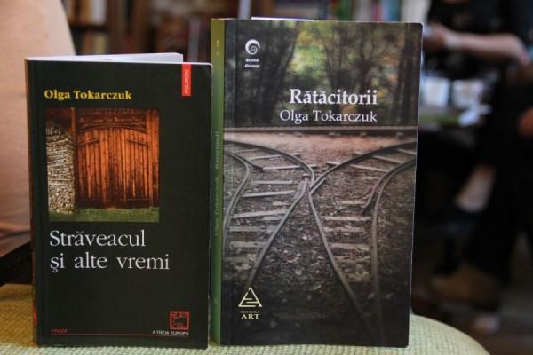 Rătăcitorii este considerat cel mai bun roman al Olgăi Tokarczuk