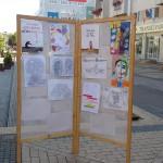 Manifestările de astăzi cuprind și o expoziție cu lucrări tematice