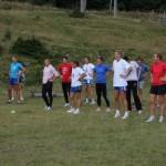 Vicecampioanele se pregătesc la munte,   cu gândul la confruntările din Liga Campionilor