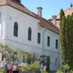 Castelul din Jibou este cea mai mare clădire în stil baroc din Transilvania