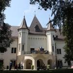 Festivalul Medieval se va desfășura în decorul Castelului Karolyi /  Fotoreporter: Vasile Mihovici