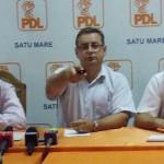 Prim-vicepreședintele organizației municipale a PDL Satu Mare se antrenează pentru butonarea administrației locale