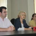 Conducerea Tribunalului Satu Mare a organizat o conferință de de presă