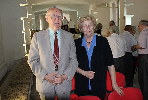 Soții Csendes ne-au dezvăluit secretul longevității în cuplu