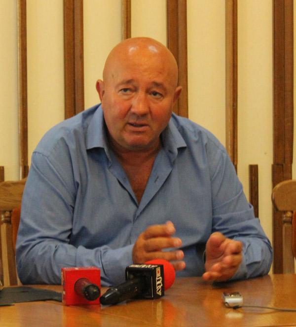 Dorel Coica,   primarul orașului Satu Mare,