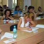 324 de dascăli au susținut examenul de definitivat la Cluj