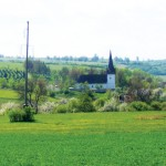 Peisajul din zona Izvorul Crișului