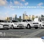 Ford Fleet Partner – Soluţii auto complete pentru afacerea ta