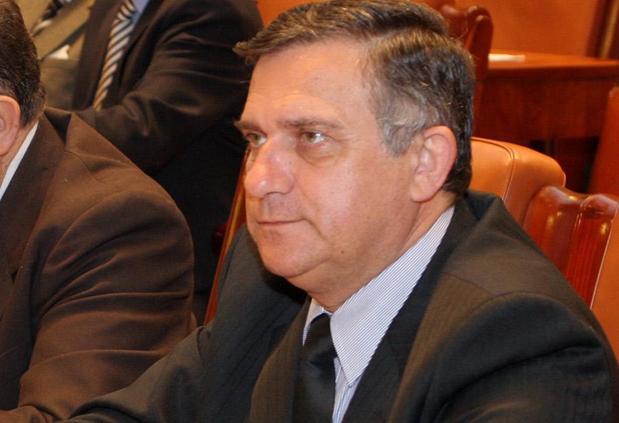 Gheorghe Funar / Sursa foto: http://enmg.hu/