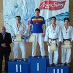 Judoka Ionuţ Vasian,   singurul băimărean la Festivalul Olimpic al Tineretului