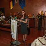 Karina Vlad a venit din Portugalia să își lanseze cartea