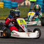 Marco Bota practică kartingul de la cinci ani