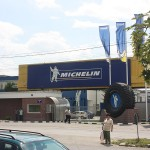 Fabrica Michelin din Zalău /  Fotoreporter: Vasile Mihovici