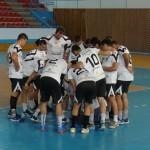 Echipa masculină de handbal Minaur Baia Mare revine în Liga Națională după doi ani/ FOTO Tania Purcaru