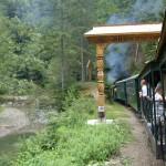 Mocănița, una din principalele atracții turistice ale Maramureşului