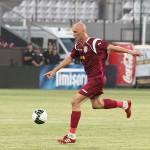 Fostul CFR-ist,   Gabi Mureşan,   a debutat la noua sa echipă,   Tom Tomsk