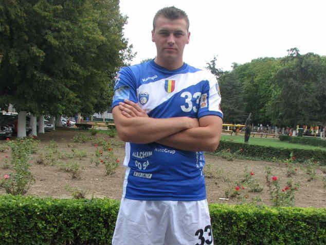 După două sezoane la Sporting,   băimăreanul Daniel Mureșan a semnat cu Energia