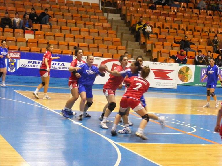 SC Mureșul Târgu Mureș va organiza la începutul lunii viitoare un turneu internațional